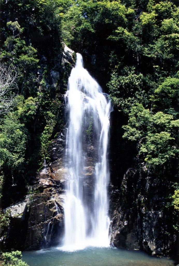 観音滝 (かんのんだき) 紅葉時期例年11月頃