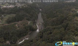 高千穂 ドローン空撮4K写真 20161007 vol.2 Aerial in drone the Takachiho