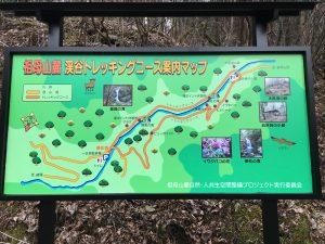 祖母山 トレッキングコース 地図